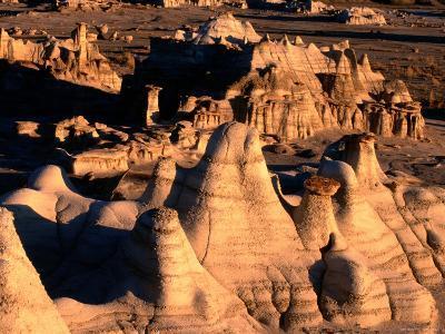 Bisti Badlands, Bisti Wilderness Area, New Mexico