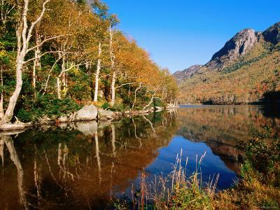 Franconia Notch Profile Lake, New Hampshire