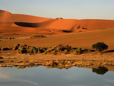 Sossusvlei, Hardap, Namibia