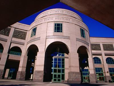 Texas State History Museum in Austin, Austin, Texas