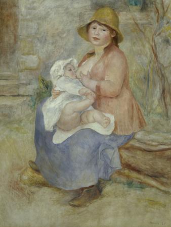 Mother's Joy, c.1885