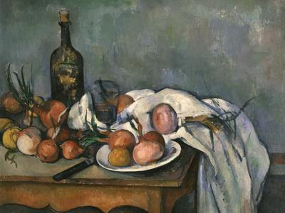 Still-Life with Onions, c.1895