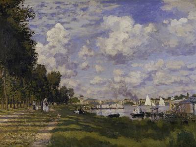 Le Bassin d'Argenteuil, c.1872