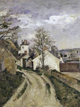 The House of Dr. Gachet at Auvers, c.1873