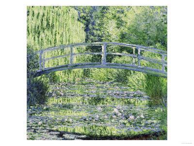 Water Lily Pond (Harmonie Verte), c.1899