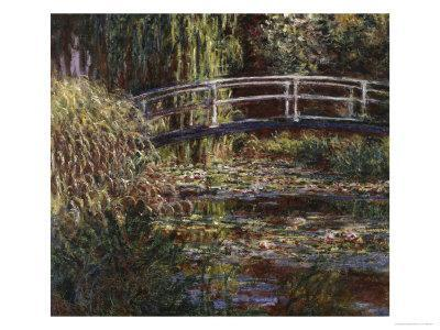 Water Lily Pond, 1900