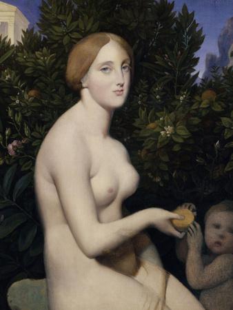 Venus on Paphos, c.1852