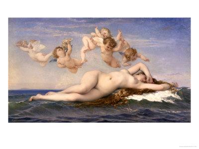 The Birth of Venus, c.1863