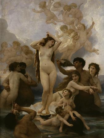 The Birth of Venus, c.1879