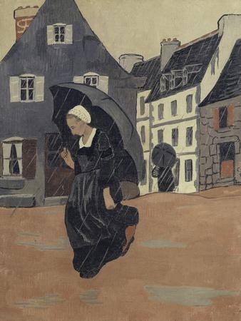 The Rainshower, c.1893
