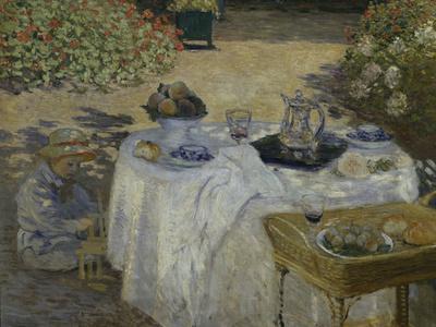Le Dejeuner, c.1873