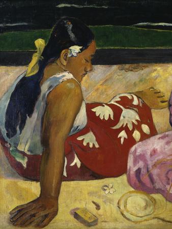 Women in Tahiti, c.1891