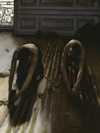 The Floor Planers, c.1875