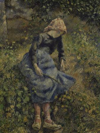 Peasant Girl, c.1881