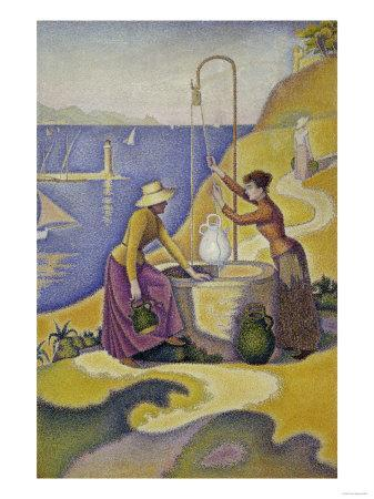 Women at the Well, Opus 238, c.1892