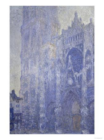 Rouen Cathedral, c.1894