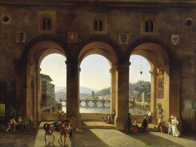 Ponte Vecchio, c.1811