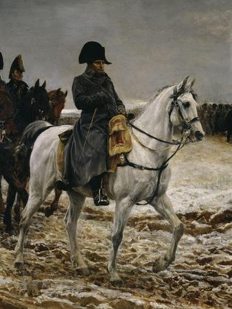 Campagne de France Napoleon, c.1864