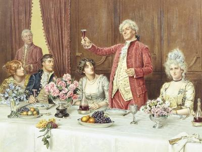 The Toast, the Ladies, God Bless 'Em