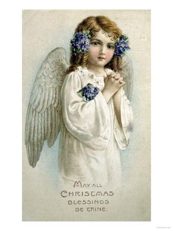 May All Christmas Blessings Be Thine