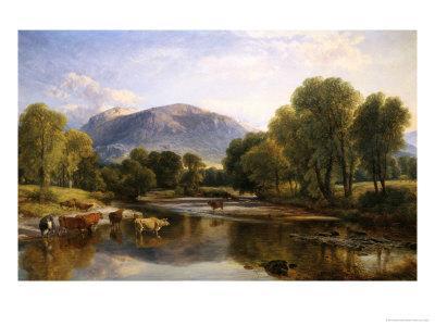Reflections of a Highland Landscape