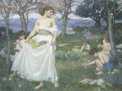 Song of Springtime, c.1913