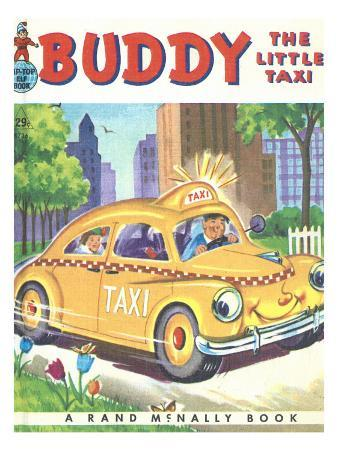 Buddy the Little Taxi
