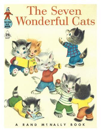 The Seven Wonder Cats