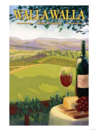 Walla Walla, Washington Wine Country