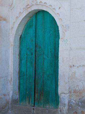 Doorway in Small Village, Cappadoccia, Turkey