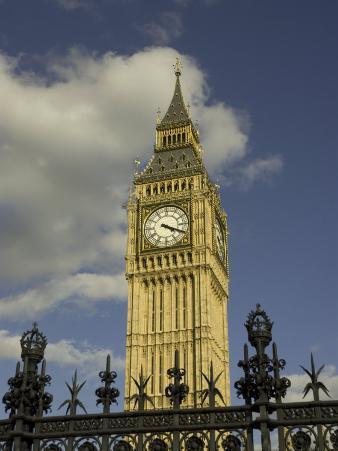 Westminster, Big Ben, London, England