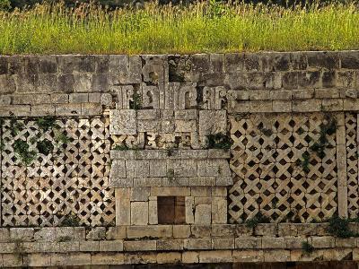 Maya, Uxmal, Yucatan, Mexico