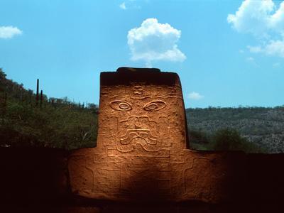 Jaguar Sculpture, Olmec, Teopantecuanitlan, Mexico