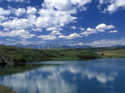 Wind Energy Development, Montana, USA