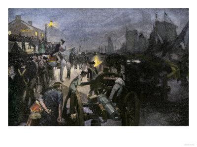 General George Washington Transferring Troops across the East River, c.1776