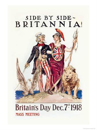 Side by Side with Britannia