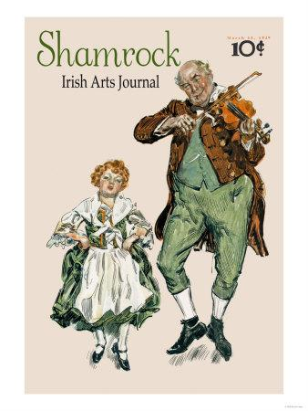 Shamrock Irish Arts Journal