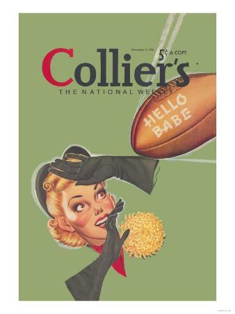 Collier's National Weekly, Hello Babe