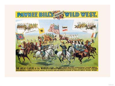 Buffalo Bill: Pawnee Bill and Paris