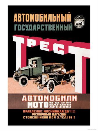 Russian Vehicles