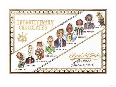 Nutty Family Chocolates