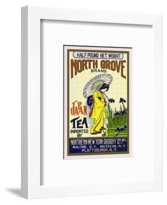 North Grove Brand Tea Posters Allposters Com