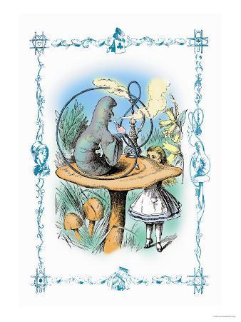 Alice in Wonderland: Advice from a Caterpillar