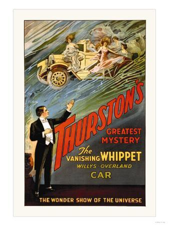 The Vanishing Whippet Willys-Overland Car