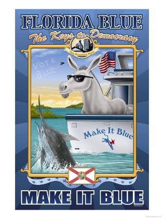 Florida Blue, The Keys to Democracy