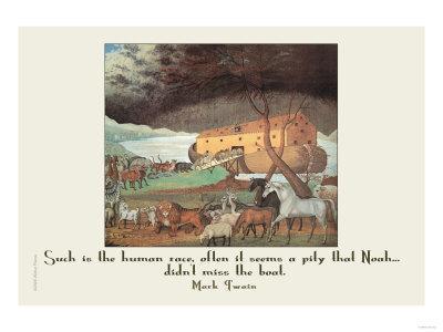 Noah and the Human Race
