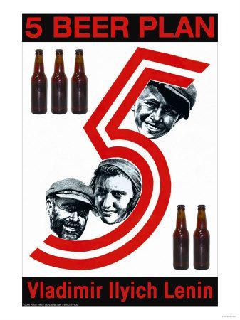 Five Beer Plan