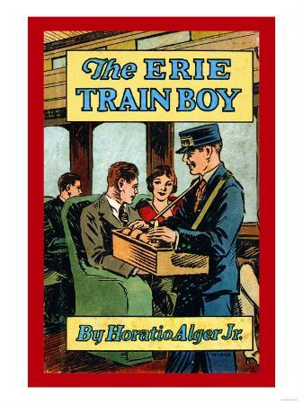The Erie Train Boy
