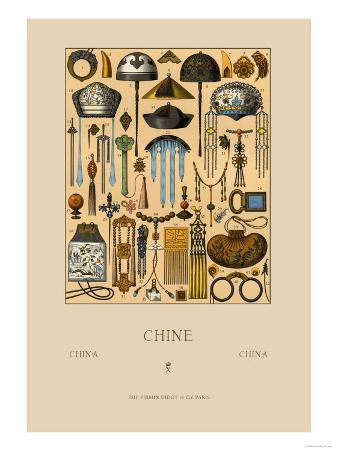 Chinese Ornaments and Talismans