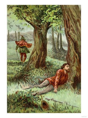 Three Heads and Robin Hood